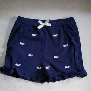 Vineyard Vines girls shorts NWOT